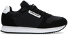 Schwarze CALVIN KLEIN Sneaker low RUNNER SNEAKER LACEUP  - small