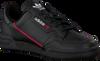 Schwarze ADIDAS Sneaker CONTINENTAL 80 J  - small