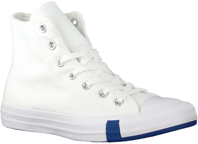 Weiße CONVERSE Sneaker high CHUCK TAYLOR AS MULTI LOGO  - large