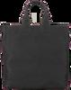 Schwarze SHABBIES Handtasche 212020037  - small