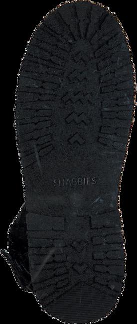 Schwarze SHABBIES Stiefeletten 181020129 - large