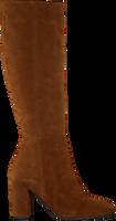 Cognacfarbene NOTRE-V Hohe Stiefel AH97  - medium