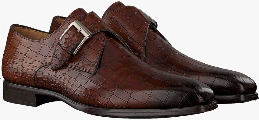 Braune MAGNANNI Business Schuhe 22644  - larger