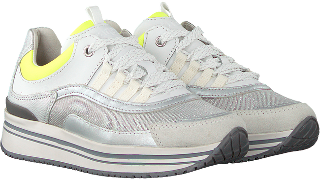 Weiße BRAQEEZ Sneaker low NOEL NICE  - large