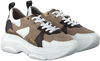 Taupe KENNEL & SCHMENGER Sneaker 26500  - small
