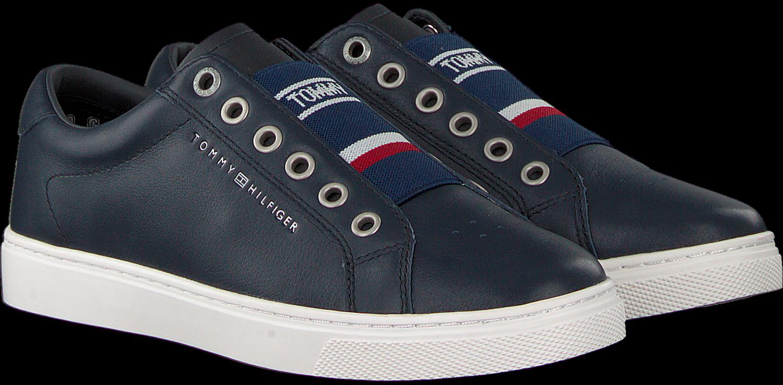 tommy hilfiger elastic city sneaker