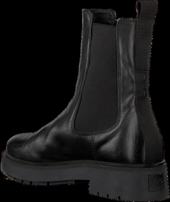 Schwarze VIA VAI Chelsea Boots ALEXIS ZARAH  - large