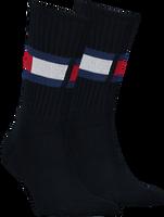 Blaue TOMMY HILFIGER Socken TH JEANS FLAG  - medium