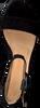 Schwarze NOTRE-V Sandalen 7812  - small