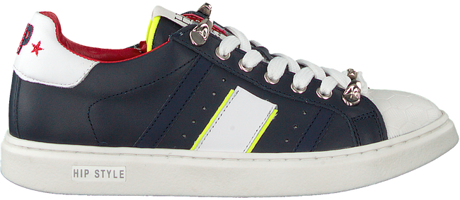 Blaue HIP Sneaker low H1344  - large