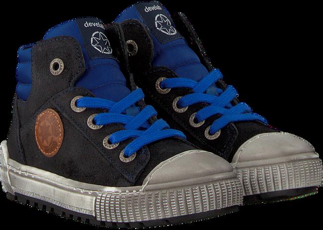 Blaue DEVELAB Sneaker 41683 - large