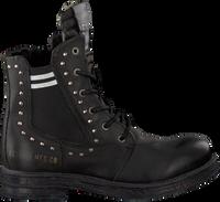 Schwarze REPLAY Biker Boots RL260059L SKIN - medium