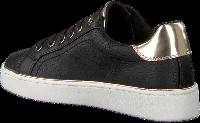 Schwarze GUESS Sneaker BECKIE  - large
