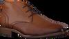 Cognacfarbene VAN LIER Business Schuhe 1951701  - small
