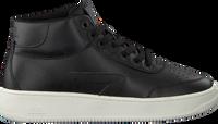 Schwarze HUB Sneaker high BASELINE-W MID  - medium