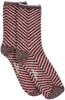 Camelfarbene BECKSONDERGAARD Socken TWISTY DARYA SOCK  - small