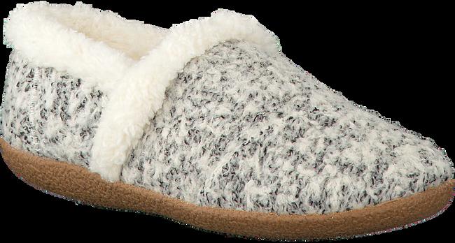 Weiße TOMS Hausschuhe SLIPPER - large