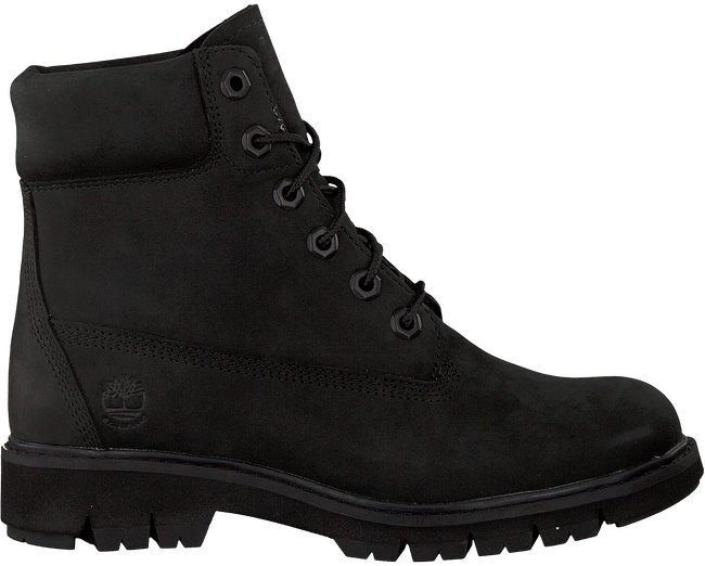 Schwarze TIMBERLAND Schnürboots LUCIA WAY 6IN WP BOOT - large
