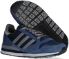 Blaue ADIDAS Sneaker low ZX500  - small
