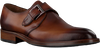 Cognacfarbene GREVE Business Schuhe PIAVE 4455  - small