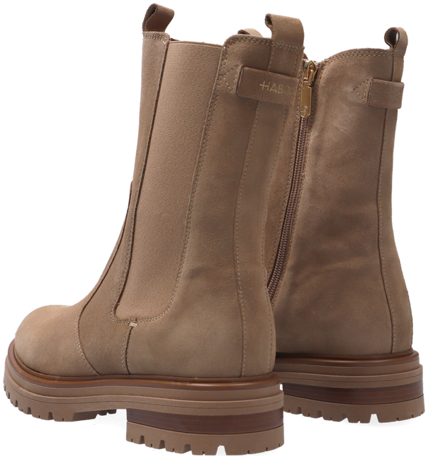 Braune HABOOB Chelsea Boots P6720HAB1  - large