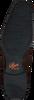Cognacfarbene GREVE Business Schuhe RIBOLLA 1540  - small