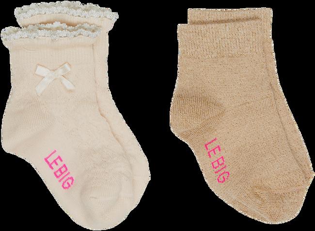 Beige LE BIG Socken MACY PANTY SOCK  - large