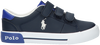 Blaue POLO RALPH LAUREN Sneaker low GRAFTYN EZ  - small