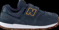 Blaue NEW BALANCE Sneaker low YV574 M  - medium