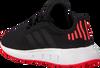 Schwarze ADIDAS Sneaker SWIFT RUN I - small