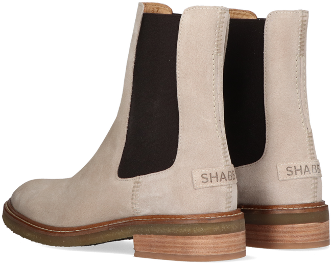 Graue SHABBIES Chelsea Boots 181020323  - large