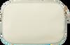 Weiße COCCINELLE Umhängetasche TEBE  - small