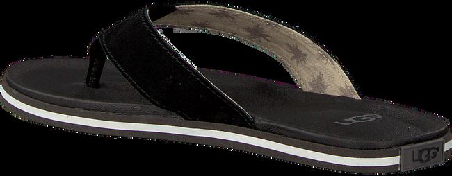 Black UGG shoe BEACH FLIP  - large