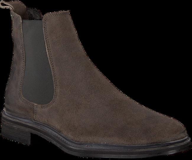 Braune GOOSECRAFT Chelsea Boots CHET CHELSEA - large