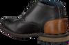 Schwarze OMODA Ankle Boots OMODA 627 - small