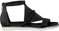Schwarze MJUS (OMODA) Sandalen 740005 - medium