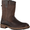 Braune GAASTRA Ankle Boots CAPE HIGH  - small