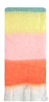 Mehrfarbige/Bunte NOTRE-V Schal DIANA  - medium