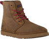 Braune UGG Ankle Boots HARKLEY WATERPROOF - small