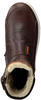 Cognacfarbene VINGINO Ankle Boots SPIKE - small