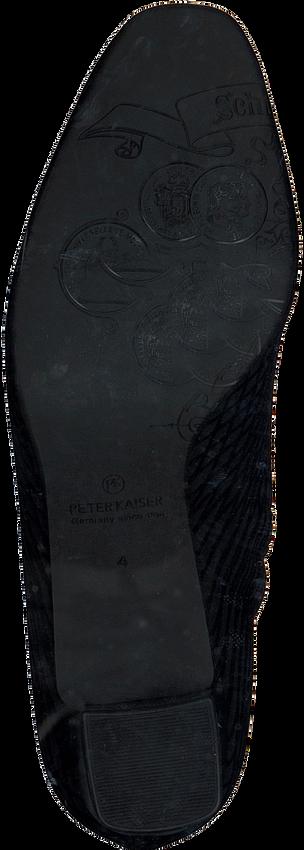Schwarze PETER KAISER Stiefeletten 03295 - larger