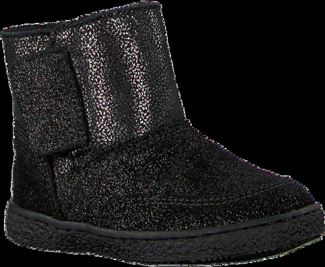 Schwarze TON & TON Ankle Boots MK0915A9I  - large