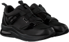 Schwarze LIU JO Sneaker KARLIE 19  - small