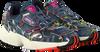 Weiße ADIDAS Sneaker FALCON WMN  - small