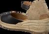 Schwarze UNISA Espadrilles CISCA - small