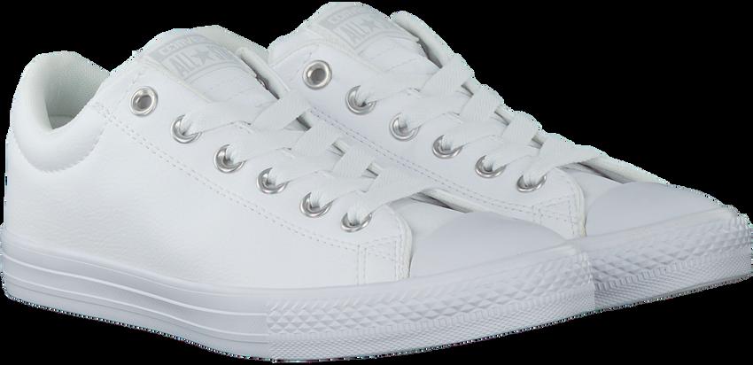 Weiße CONVERSE Sneaker CHUCK TAYLOR ALL STAR STREET S - larger