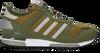 Grüne ADIDAS Sneaker ZX 700 HEREN  - small