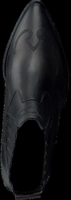 Schwarze NUBIKK Stiefeletten ROMEE CURA  - large