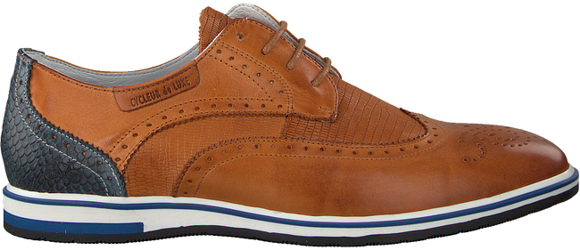 Cognacfarbene CYCLEUR DE LUXE Sneaker PULSANO  - large