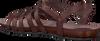 Braune FRED DE LA BRETONIERE Sandalen 170010028 - small